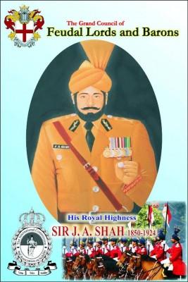 Feudal Lord of Mandi Bahauddin