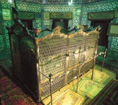 Abu Ayyub Ansari r.a