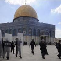 Aqsa Mosque Clashes