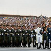 China Victory Parade