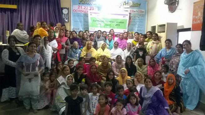 Class Full Gospel Assembly Church Community Awareness Sessions