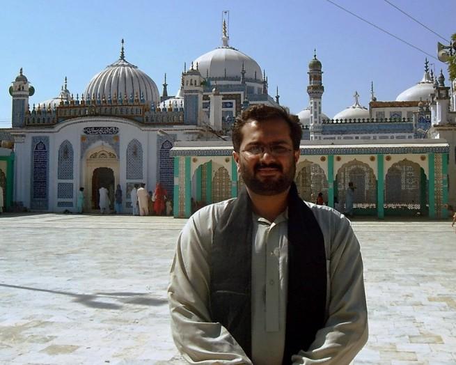 Dr Syed Ali Abbas Shah