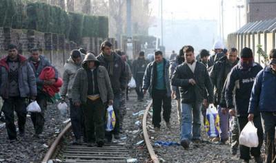 Europe Immigrants