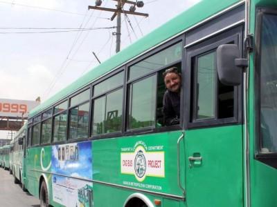 Green Line Bus Service