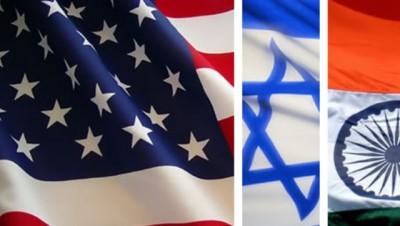 India USA Israel