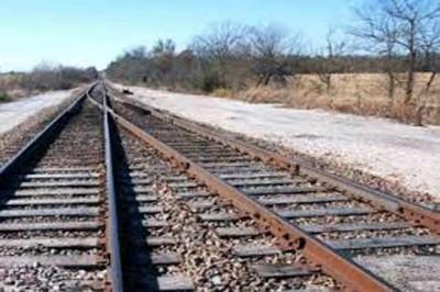 Jacobabad Railway Tracks