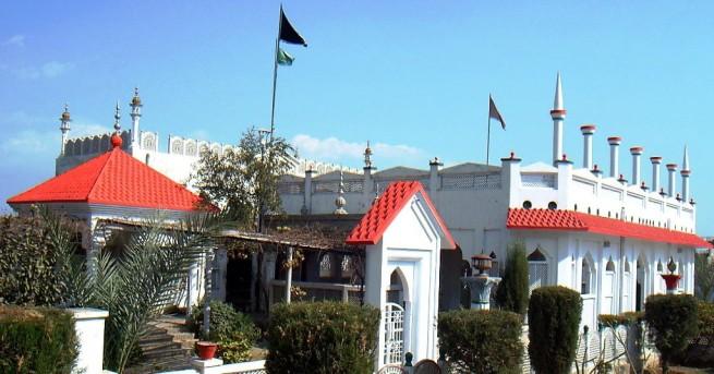 Jumlay Shah Darbar