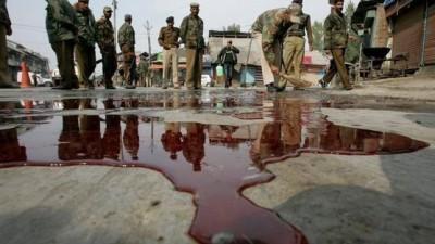 Kashmir Blood