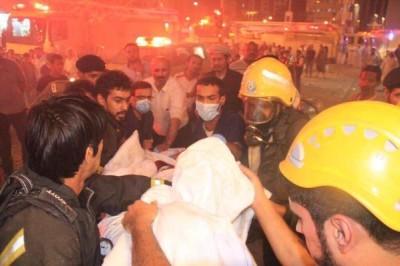 Mecca Hotel Fire