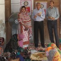Mumtaz Baig give Briefing