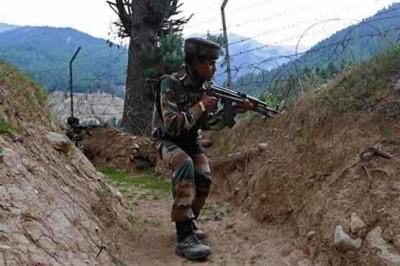 Nakyal Sectors Indain Army