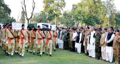 Pak Army Shaheeds