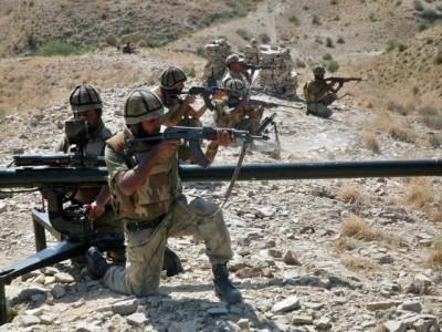 Pakistan Army Operation