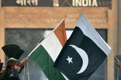 Pakistan, India Flag Meeting