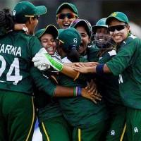 Pakistan Women Cricket Team Beat Bangladesh