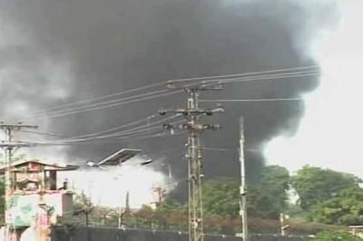 Peshawar Airbase Attack
