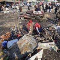 Peshawar, Jamrud Bazaar Blast
