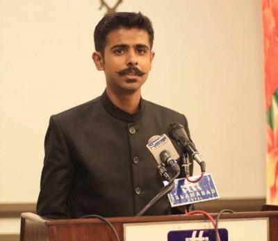 Shaheer Sialvi Speech