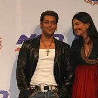 Sonam Kapoor With Salman Khan