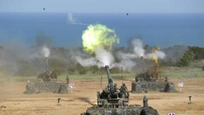 Taiwan Annually  Military Exercises