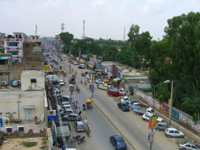 Talagang Road