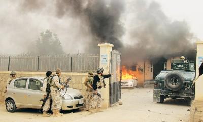 Taliban Storm