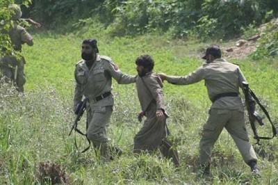 Terrorist Arrest