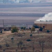 Turkey Kurds Attack