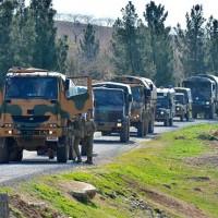 Turkey Military Operation