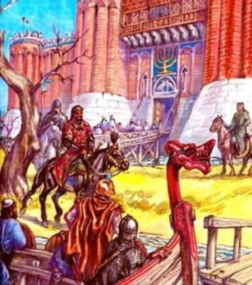 Yemenite Hemyrite King Tuba