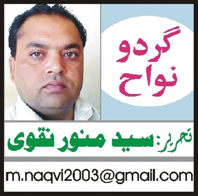 Munawar Naqvi