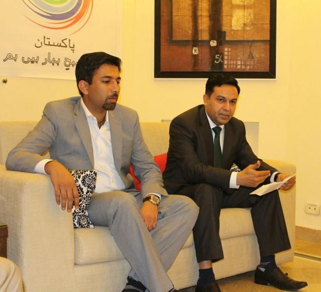 Bazm Riyadh Organized Ceremony Islamabad