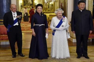Chinese President, United Kingdom Visit