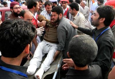 Earthquakes Injured People
