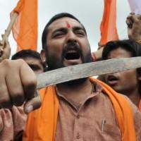Fanatic Hindus