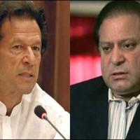 Imran Khan and Nawaz Sharif