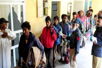 Indian Fishermen Arrested