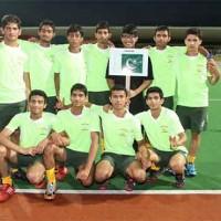 Junior Hockey Team