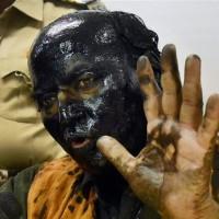 Kulkarni Face Black