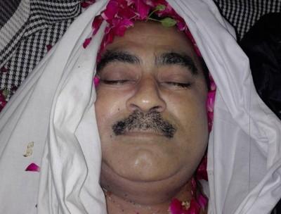 Muzaffar Iqbal Late