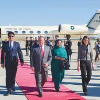 Nawaz Sharif US Tour