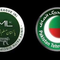 PTI And PML N