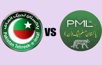 PTI Vs PML-N