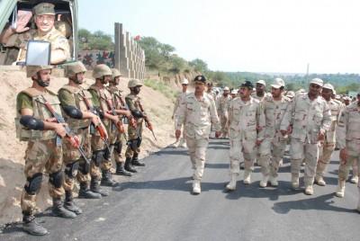 Pak-Saudi Joint Exercise