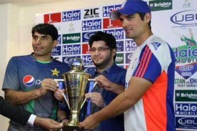 Pakistan, England, First Test