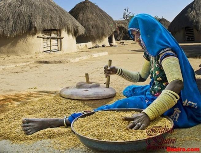 Pakistani Rural Women