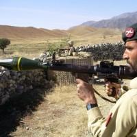 Pakistani Security Forces
