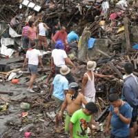 Philippines Hurricane