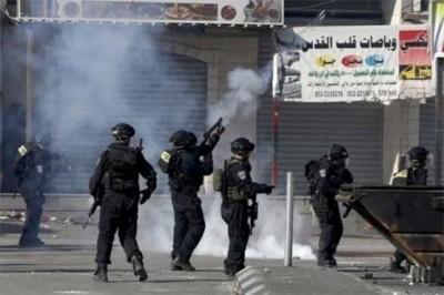 Police Clash