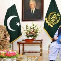 Raheel Sharif and Nawaz Sharif